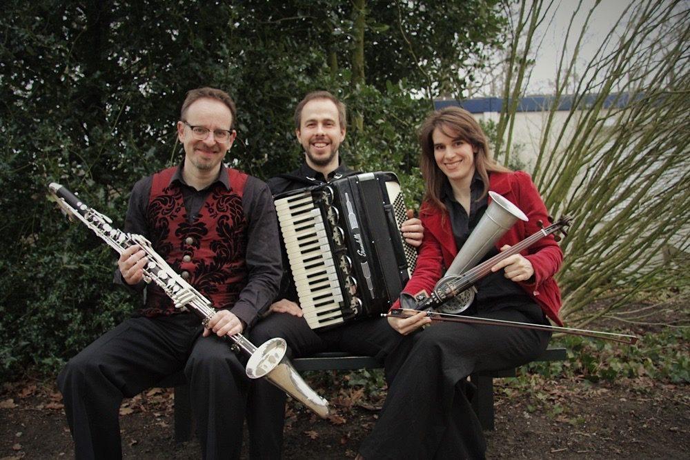 Trio Wilde Eend