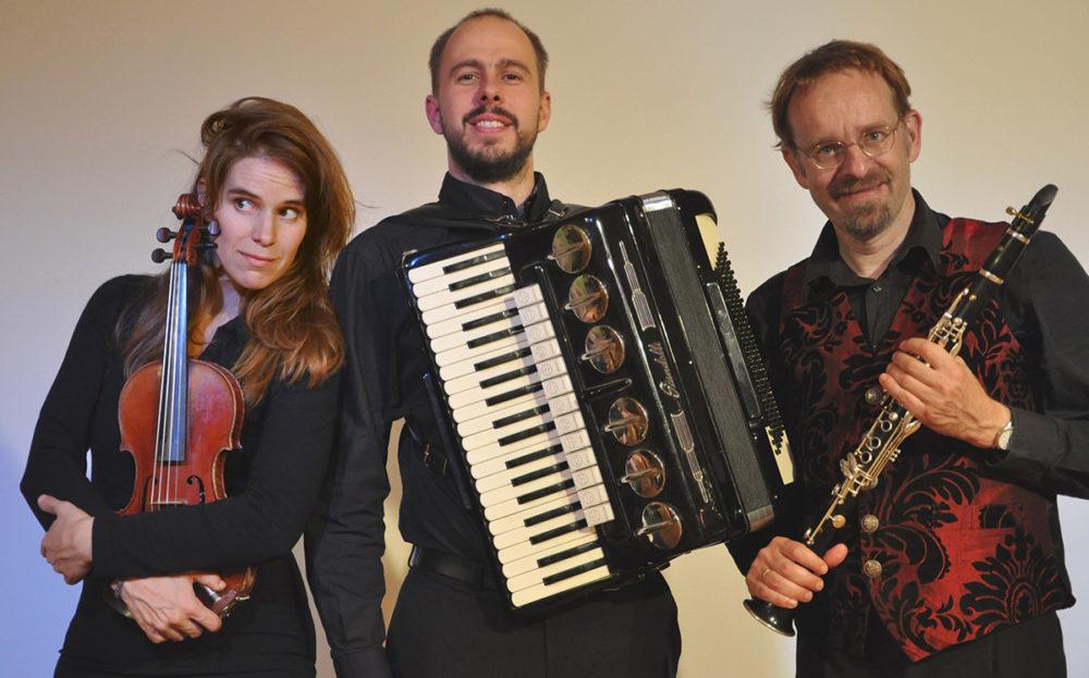Muziektrio Gottfrid van Eck